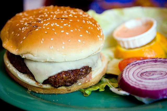 Hamburger… considered harmful