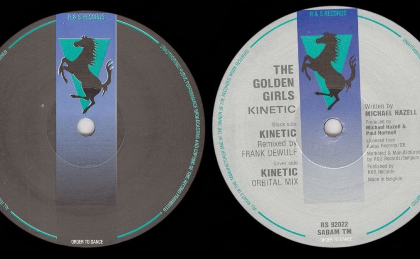 Golden Girls – Kinetic (Orbital Mix)
