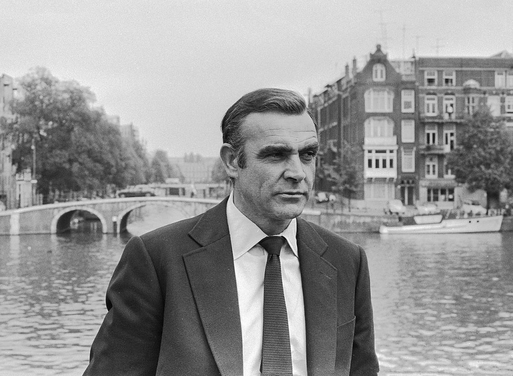 Sean Connery, *1930 †2020
